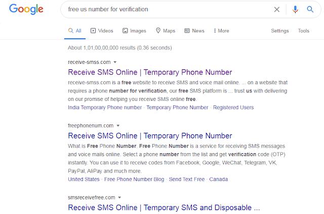 Whatsapp online fake number