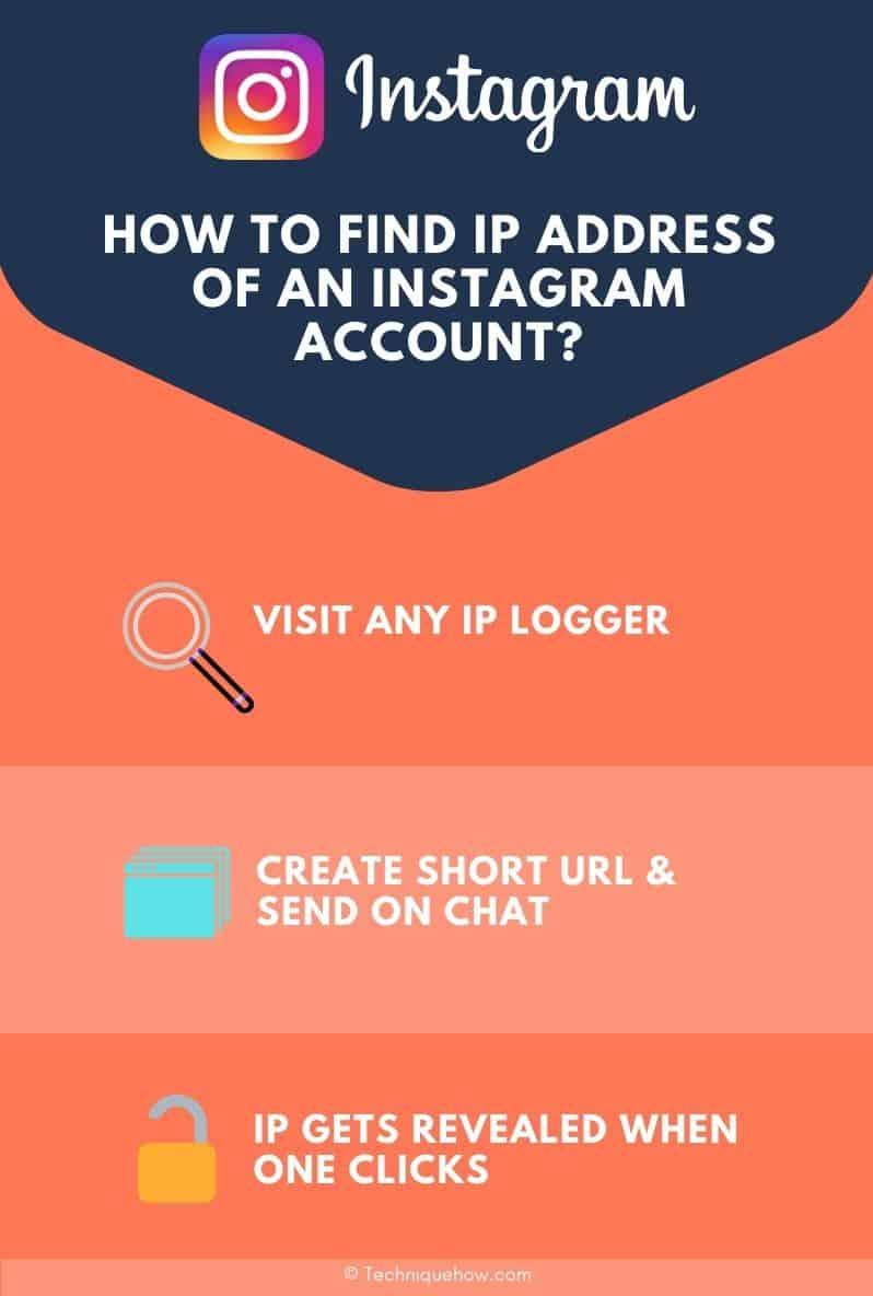 find IP address of Instagram