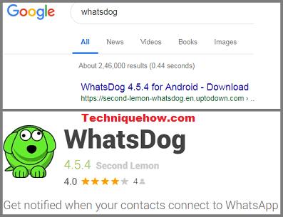 whatsDog app