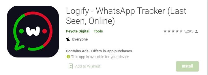 Logify app