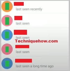 last seen time telegram differents