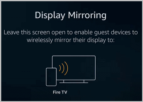fire TV name device