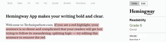 Hemingway editor vs grammarly