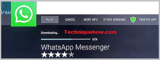 WhatsApp on Firestick