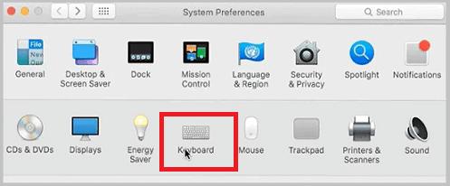 red underline in Word Mac