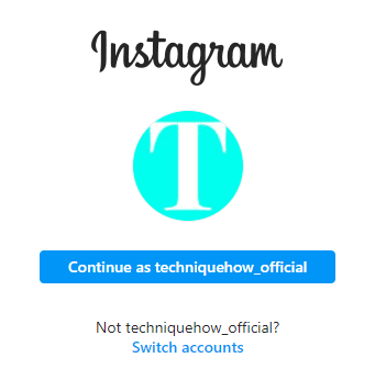 saved instagram on PC