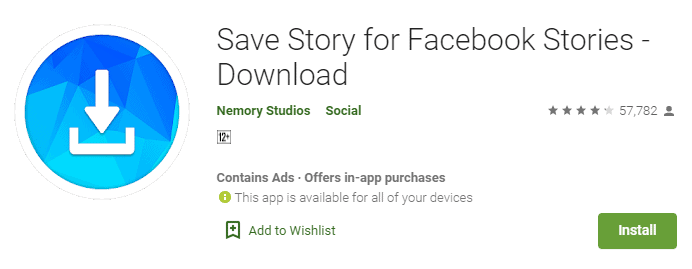storysaver app