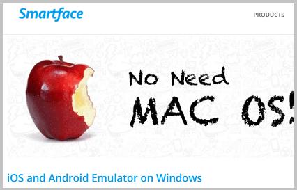 Smarface emulator