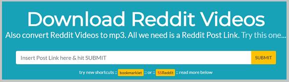 viddit red reddit sound downloader
