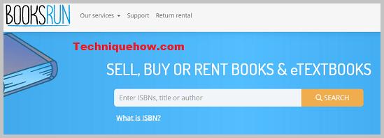 BooksRun login