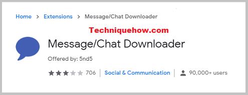 Message downloader