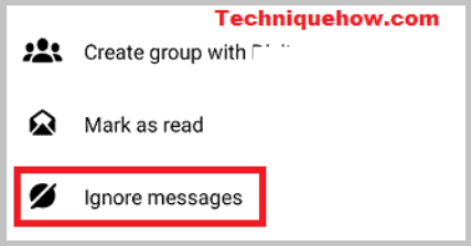 ignore_Messages