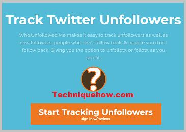 track twitter unfollowers