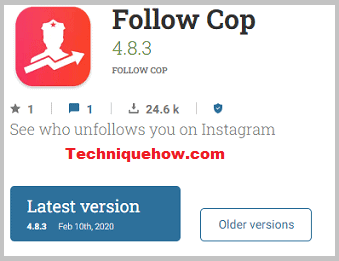 Follow cop app