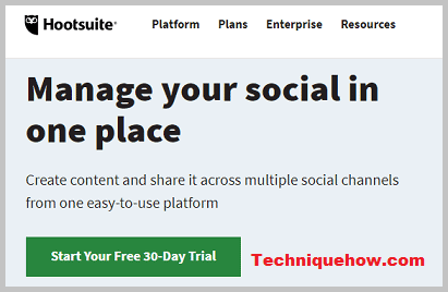 hootsuite tool for instagram posts