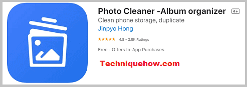photo cleaner ios app