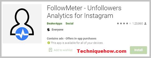 FollowMeter app android