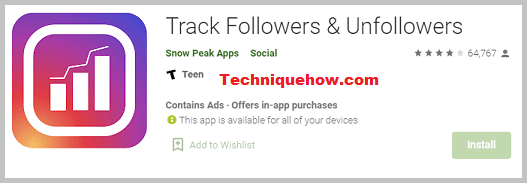 Track Followers App