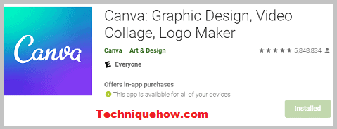 canva app on android