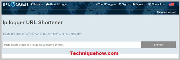 iplogger tool online