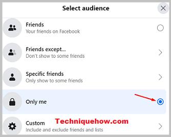 remove Facebook profile picture 2