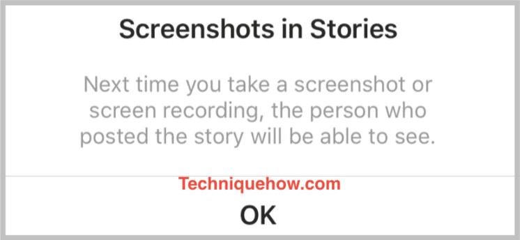 screen recording of story instagram