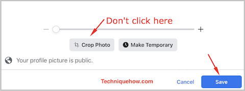 skip cropping facebook pc