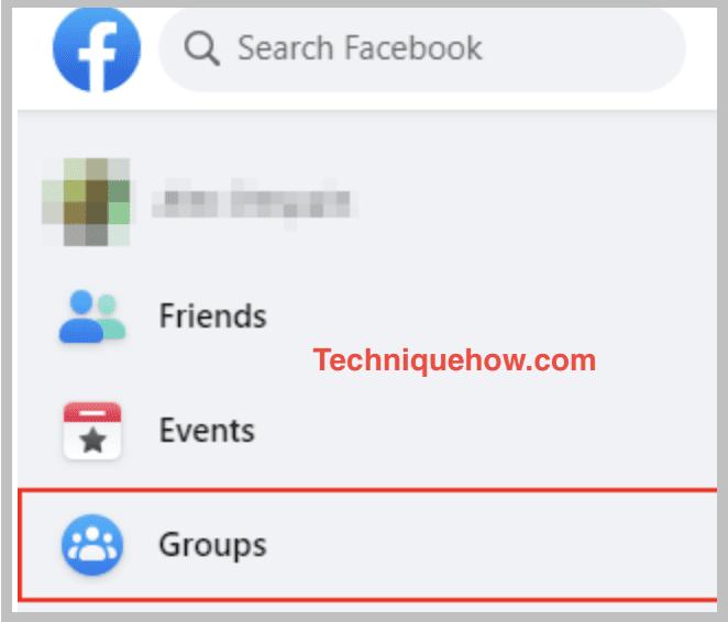 facebook groups desktop