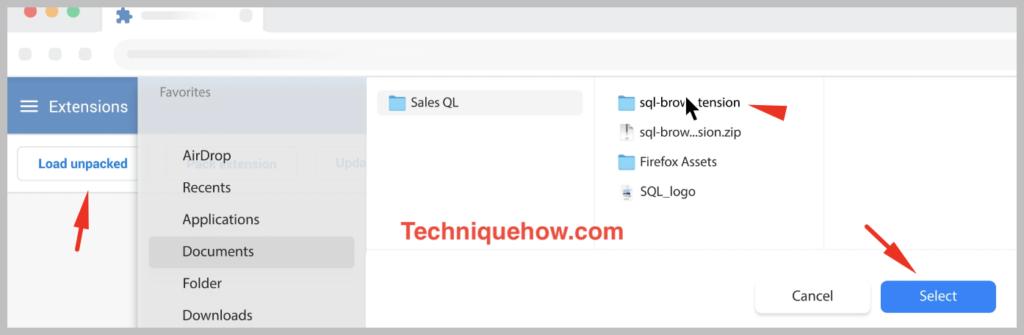 install salesQL on chrome